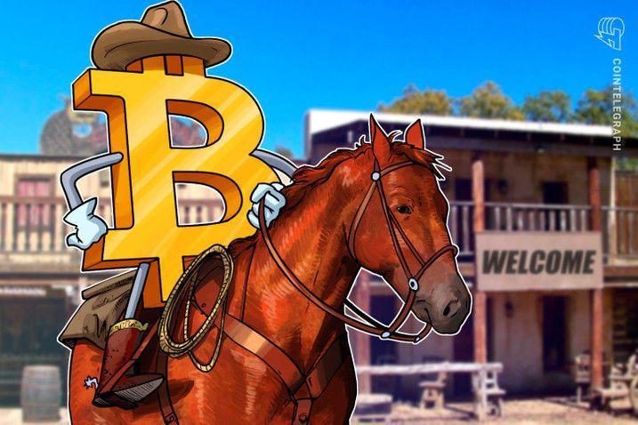 Cowboys cripto: condados do Texas recebem mineradores de Bitcoin de braços abertos
