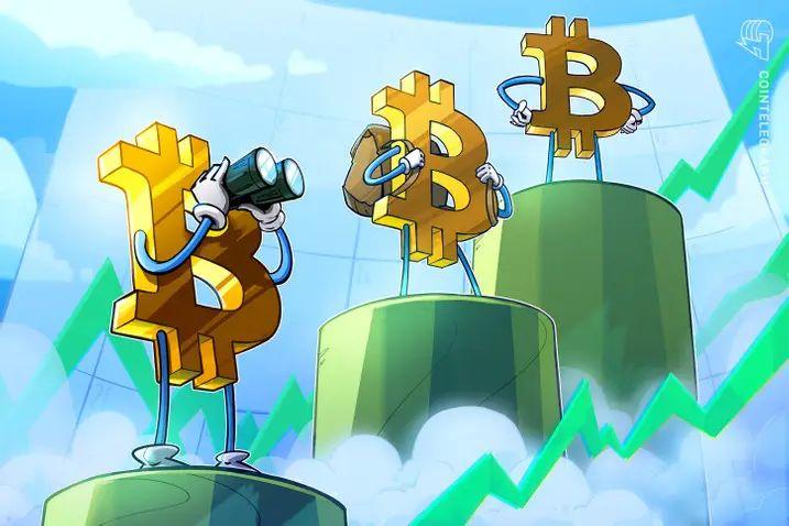 Bitcoin se prepara para enfrentar os US$ 47 mil - O preço do BTC pode superar a resistência importante?