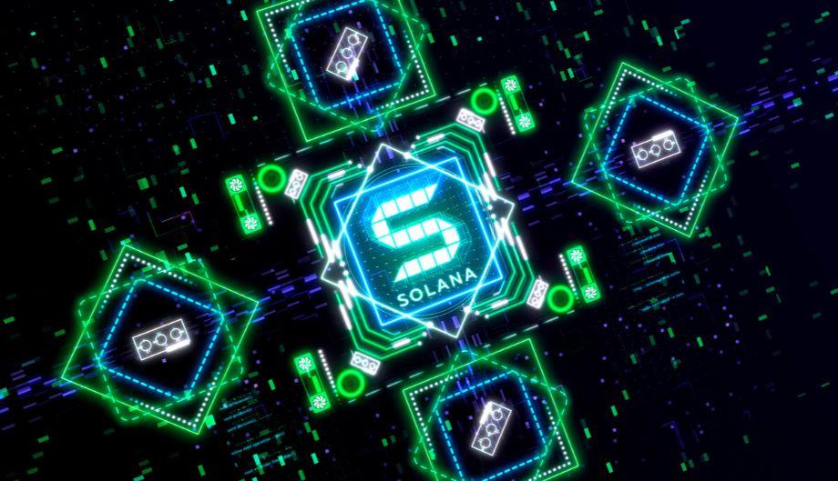 Rede da Solana (SOL) fica fora do ar por sobrecarga de transações e preço cai 6%
